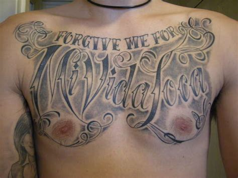 mi vida loca tattoo mi vida loca