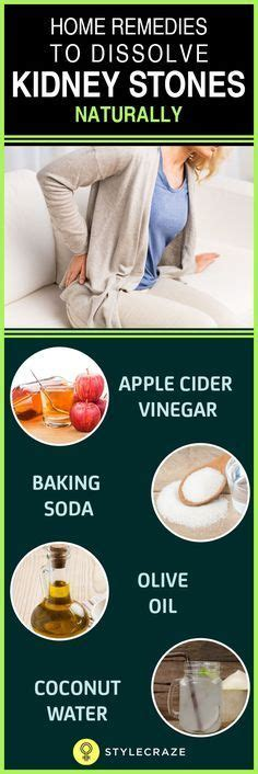Home Remedy To Detox Kidney by 17 Best Ideas About Kidney Flush On Kidney
