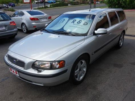 2003 volvo station wagon 2003 gasoline volvo v70 station wagon for sale 15 used