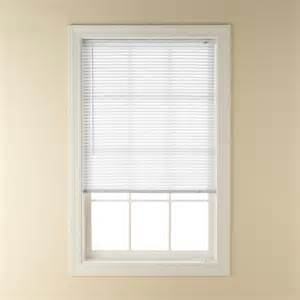 White Window Blinds Bali Window Solutions Bali One Inch White Light Filtering