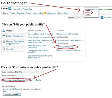 create vanity url how to create a vanity url for your linkedin profile