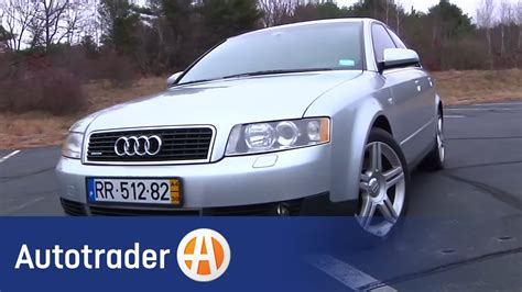 audi  sedan  car review autotrader