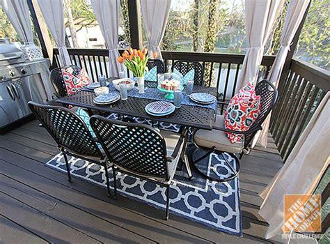 deck decorating ideas hampton bay fall river outdoor