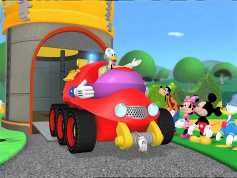 Mickey Mouse Clubhouse Road Rally by Mickey Mouse Clubhouse Road Rally Stunt