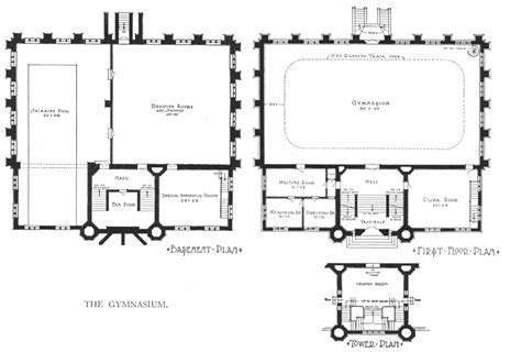 gym floor plans gymnasium floor plans house plans home designs