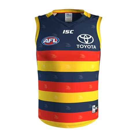 Adelaide Crows Afl Teams Adelaide Crows Adelaide Crows 2017 Adults