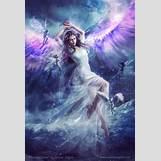 Dark Mystical Fairies | 614 x 900 jpeg 221kB