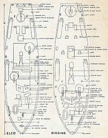 pt boat deck layout pt boat wikipedia