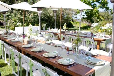 having a wedding in your backyard 5 reasons to have garden or backyard wedding weddingelation