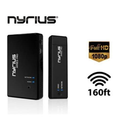 best hdmi wireless nyrius aries the best wireless hdmi transmitter and