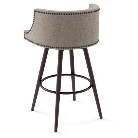 slim bar stool home envy furnishings solid wood radcliffe swivel stool home envy furnishings solid wood