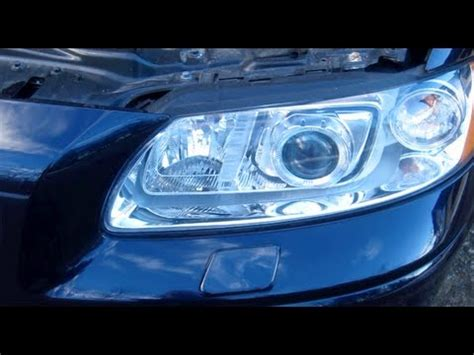 Volvo S60 Headlight How To Adjust Volvo S60 Headlights