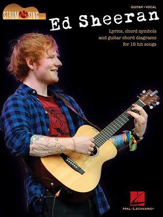 ed sheeran biography amazon give me love sheet music direct