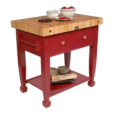 boos kitchen work table boos jasmn36243 d s bn 36 quot barn maple