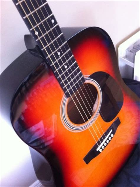 Handmade Acoustic Guitars For Sale - stagg western handmade guitar for sale in churchtown