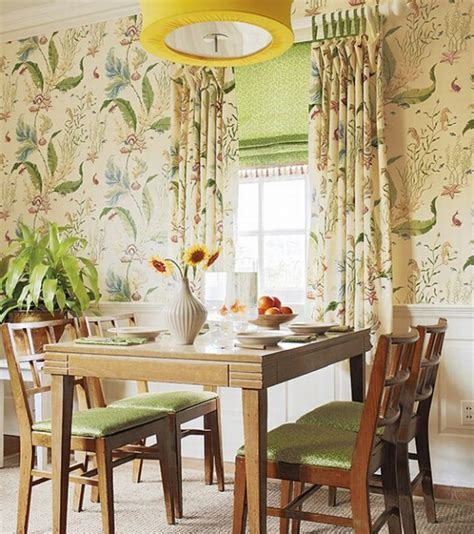 design interior french country cute floral wall decor