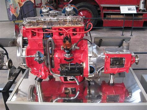volvo  water pump replacement  engine