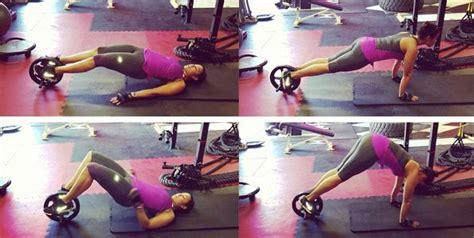 Jordin Sparks Winning Workout by Jordin Sparks Is Working Exercise Ab