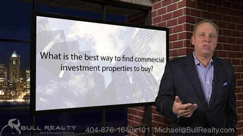 What Is The Best Way To Search For What Is The Best Way To Find Commercial Investment Properties To Buy