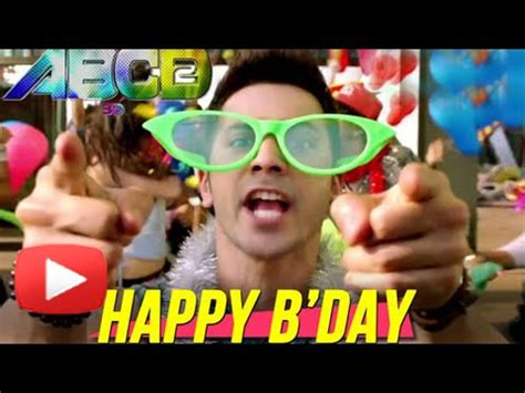 download free mp3 happy birthday abcd2 1 36 mb happy birthday full video song out abcd2 any