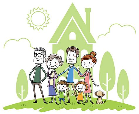 retirement community clip art vector images