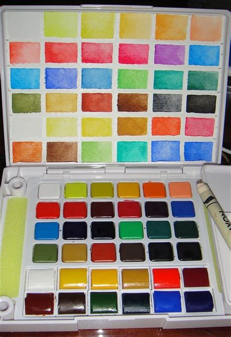 watercolor tutorial sakura koi 705 best art travel palettes images on pinterest art