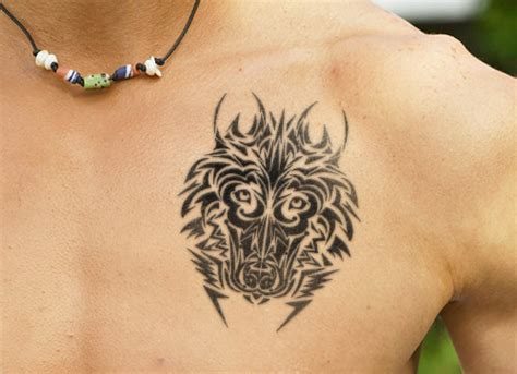 meaningful chest tattoos for men meaningful ideas