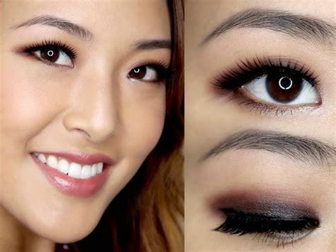 natural makeup tutorial for chinese asian eye makeup tutorial