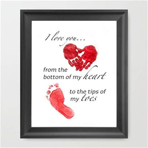 valentines gift for from baby the valentines gift for a special or