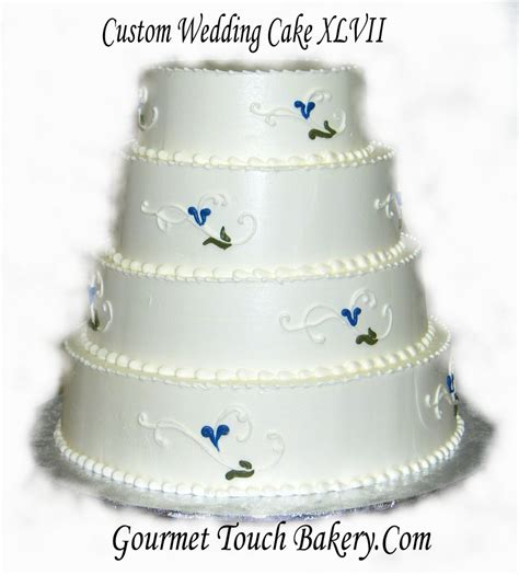 Specialty Cakes by Gourmet Touch Bakery Photo Gallery Custom Wedding Cakes