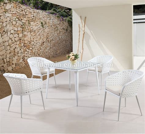 Outdoor Pvc Wicker Patio Furniture Dw Dt050 Products China Pvc Wicker Patio Furniture