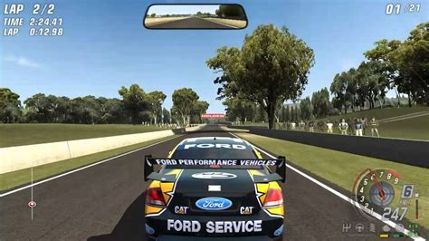 V8 Supercars 3 [Toca Race Driver 3] PC Gameplay   YouTube