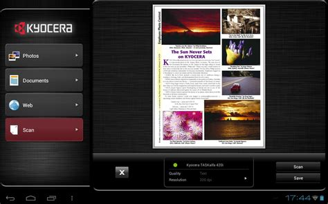 kyocera mobile print kyocera mobile print android apps on play