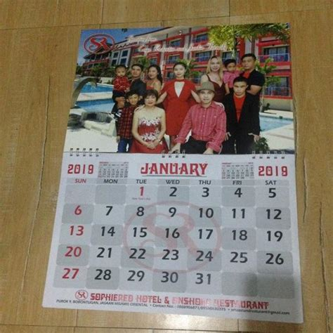 calendar giveaways   supplier  calendars   phils metro manila