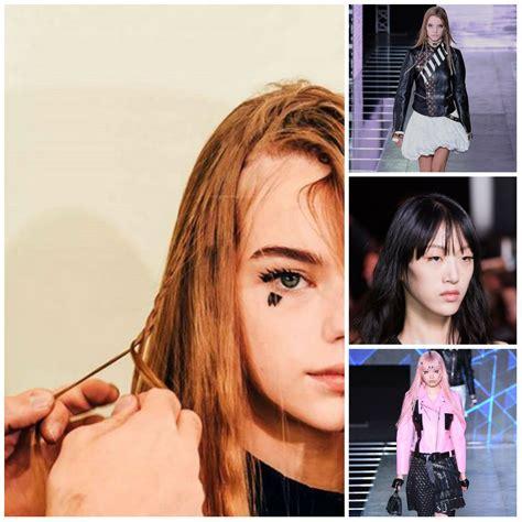 runway hair color runway hairstyles 2017 haircuts hairstyles and hair colors