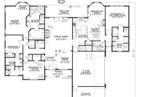 home plans with mother in law suites craftsman house plans with mother in law suite awesome why