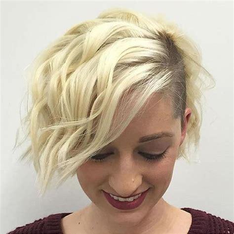 blonde bob undercut 2018 prom hairstyles for dazzling women 12 best prom