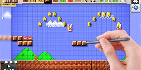Would You Let Your Learn From A Nintendo Ds by Nintendo To Let You Create Your Own Mario World