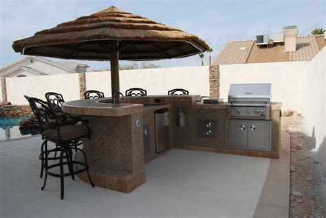 bbq outdoor kitchen islands island 005 fullsize las vegas outdoor kitchens and barbecues