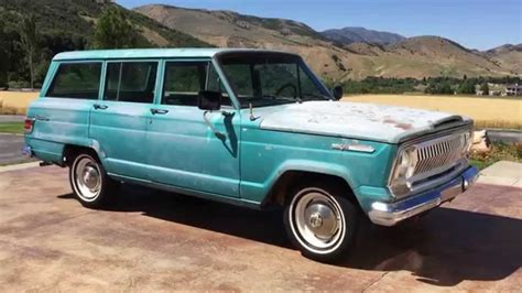 1969 jeep wagoneer 1969 jeep wagoneer 4wd all original barnfind orig buick