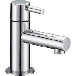 robinet lave mains eau froide tiga chrom 233 leroy merlin
