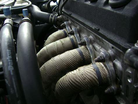 Dei Exhaust Wrap Pelapis Pipa Knalpot turbo blankets exhaust insulation from dei