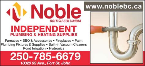 Halifax Plumbing Supplies by Independent Plumbing Heating Supplies Fort St Bc