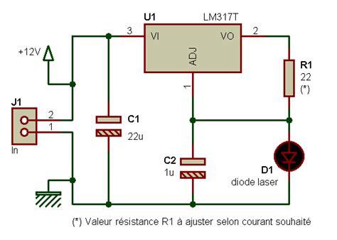 resistance of diode laser electronique r 233 alisations alim pour lasers 001