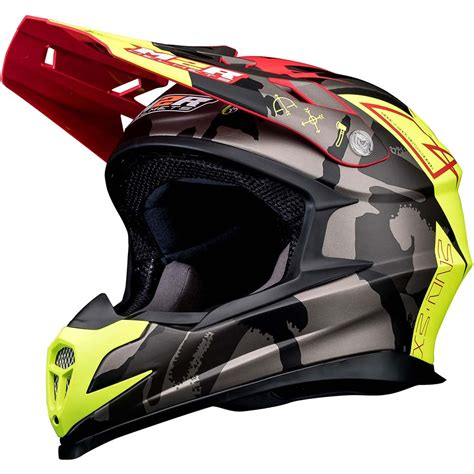 red motocross helmet m2r new mx 2017 x4 5 division pc f matte yellow red