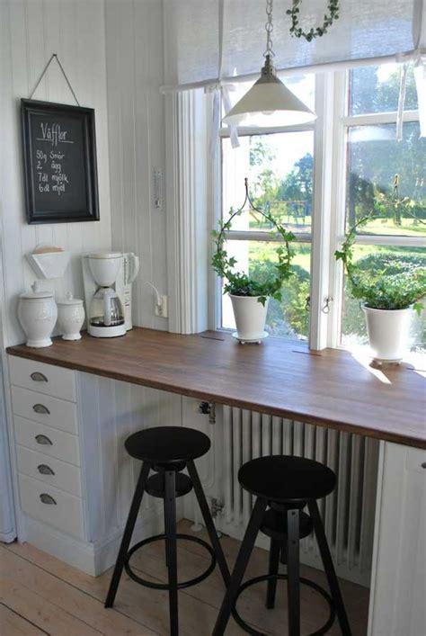 brilliant kitchen window bar designs   love