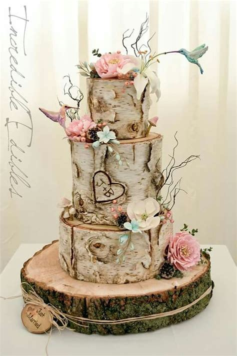 tree cake ideas 25 best ideas about birch wedding cakes on