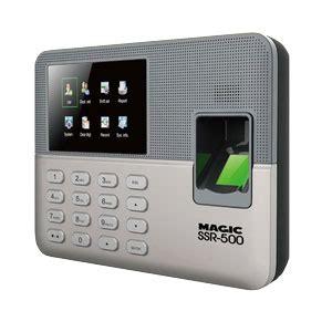 Mesin Absensi Fingerprint Magic Ssr fingerprint magic ssr 500 fingerprint magic icon ssr 500 pabx panasonic pabx