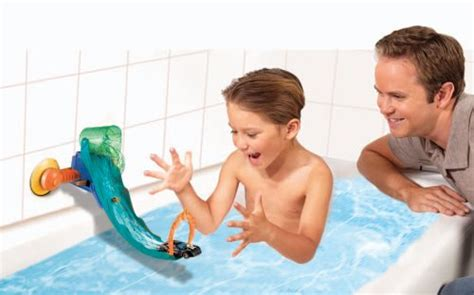 hot wheels track for bathtub hot wheels splash track bathtub toy new ebay
