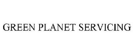green planet servicing trademark of planet home lending